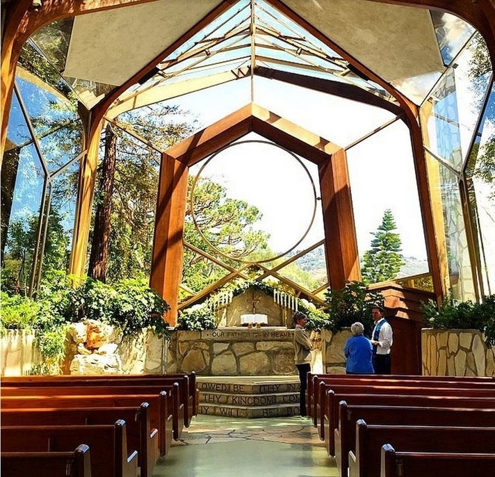 The Wayfarers Chapel