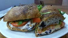 Plenty of Fish at Bread Lounge