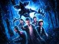 """Stranger Things"" at Universal Studios Hollywood - Halloween Horror Nights"